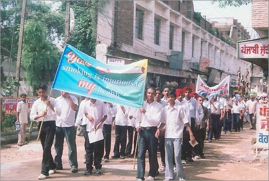 Anti Drug Rally