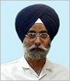 Chief Secretary S. Inderpal Singh