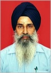 Chief Organiser - Principal Ram Singh